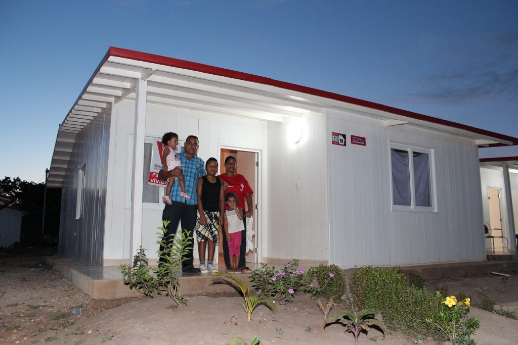 Petro-ghar, an Oil-House for India that Withstood Superstorm Sandy