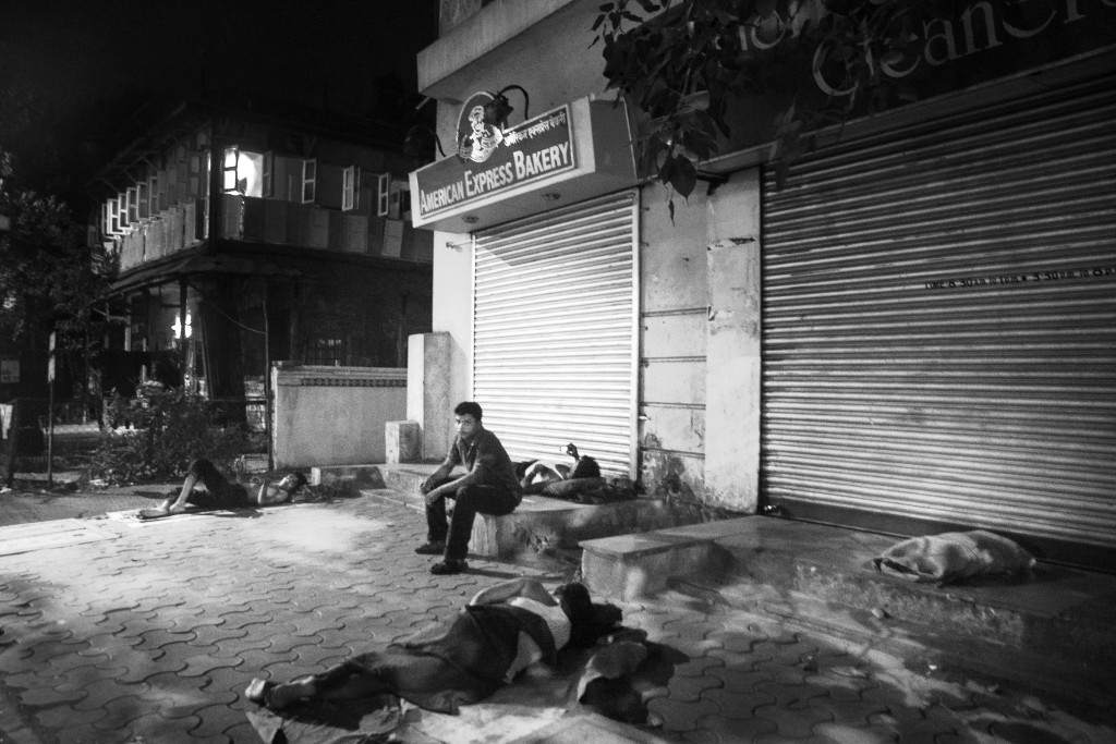 Sleeping Under the Stars on the Footpaths of Sultry Mumbai