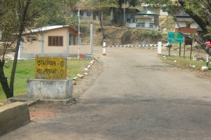 Border with India, Tamabil, Sylhet, Bangladesh. Credit: Wikimedia Commons