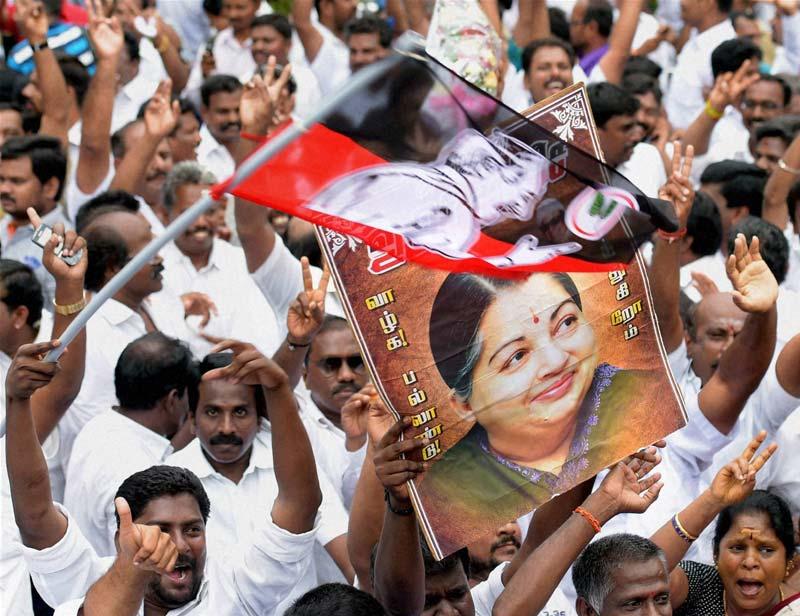 No One Prosecuted J Jayalalithaa