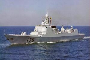 Luyang_II_(Type_052C)_Class_Destroyer