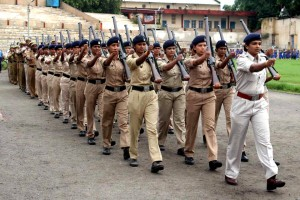 Women police officers are put at the forefront of stopping crimes against women in Bhopal.