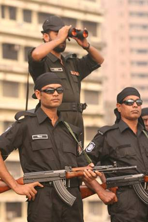File photo of R.A.B. personnel by Tanvir658