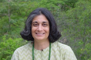 File photo of the publisher, Ritu Menon