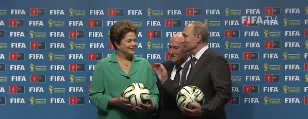 Make No Mistake, the FIFA War is Not About Football or Corruption
