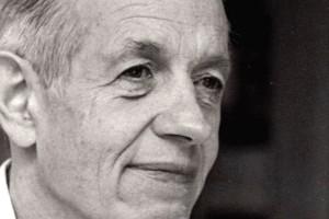 John Forbes Nash, Jr. Credit: Princeton University