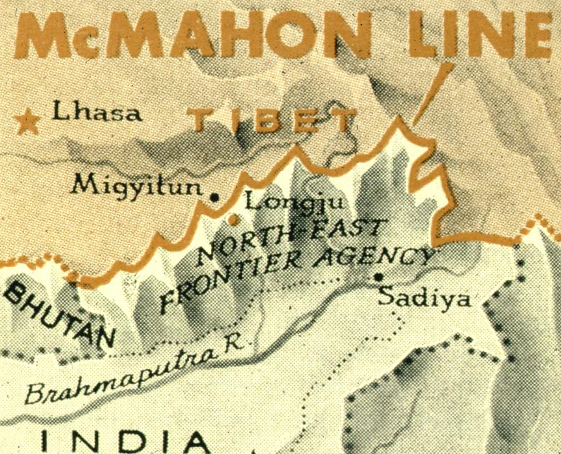 How McMahon Drew His Line, and Why China Wants It Changed