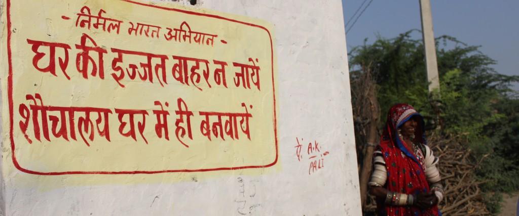 Here's the Secret Behind Rajasthan's Sanitation Revolution