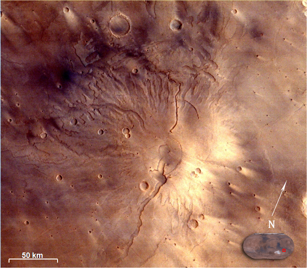 ISRO Keeps Up Steady Trickle of Photos From Mars Orbiter