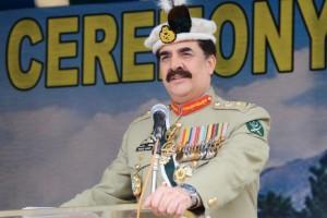 File photo of General Raheel Sharif, Pakistan's COAS. Credit: PPI.