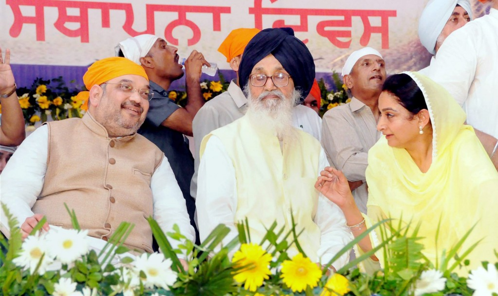 How Competition for Sikh Votes is Pitting BJP Against the Akalis and Dividing Punjab