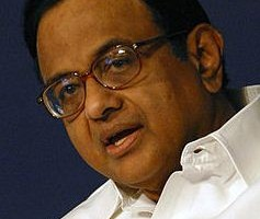 P Chidambaram. Credit: Wikimedia Commons