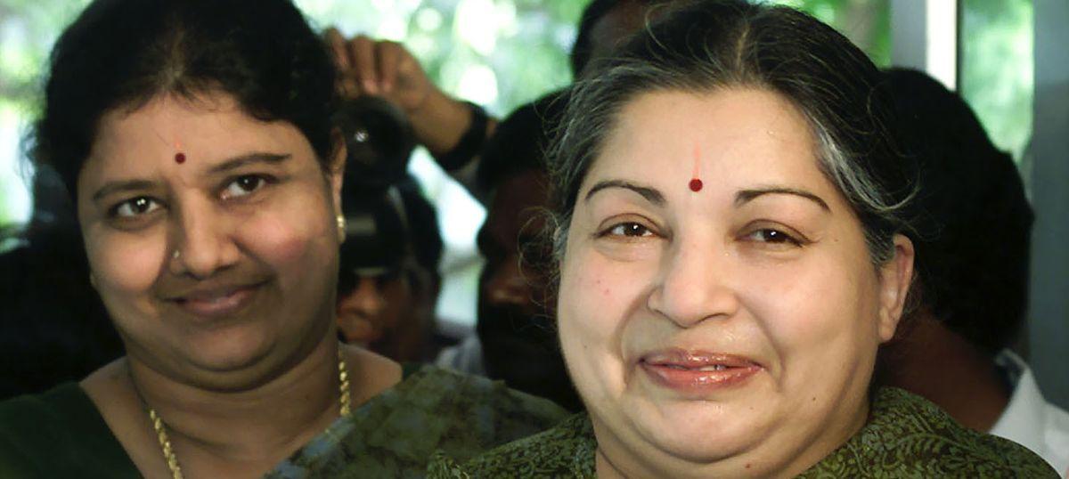 Sasikala Jayalalitha