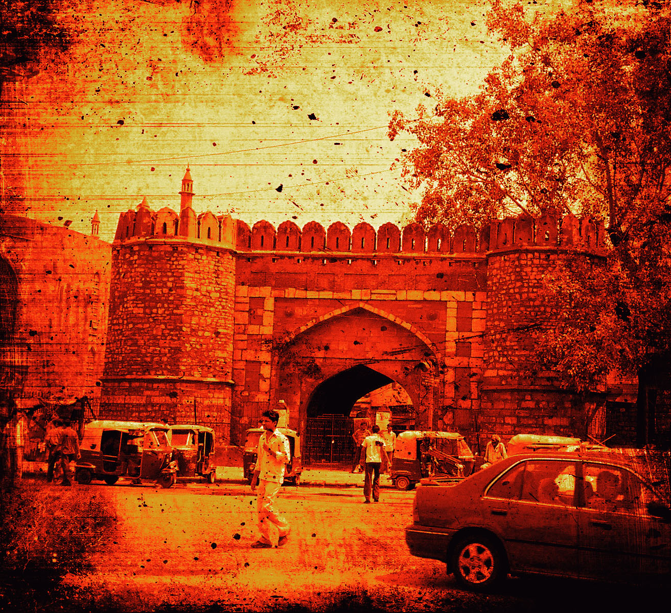 The Khooni Kissa of Turkman Gate