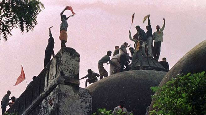 Supreme Court Orders Replacement of Two Judges Posted as Observers at Babri Masjid Site