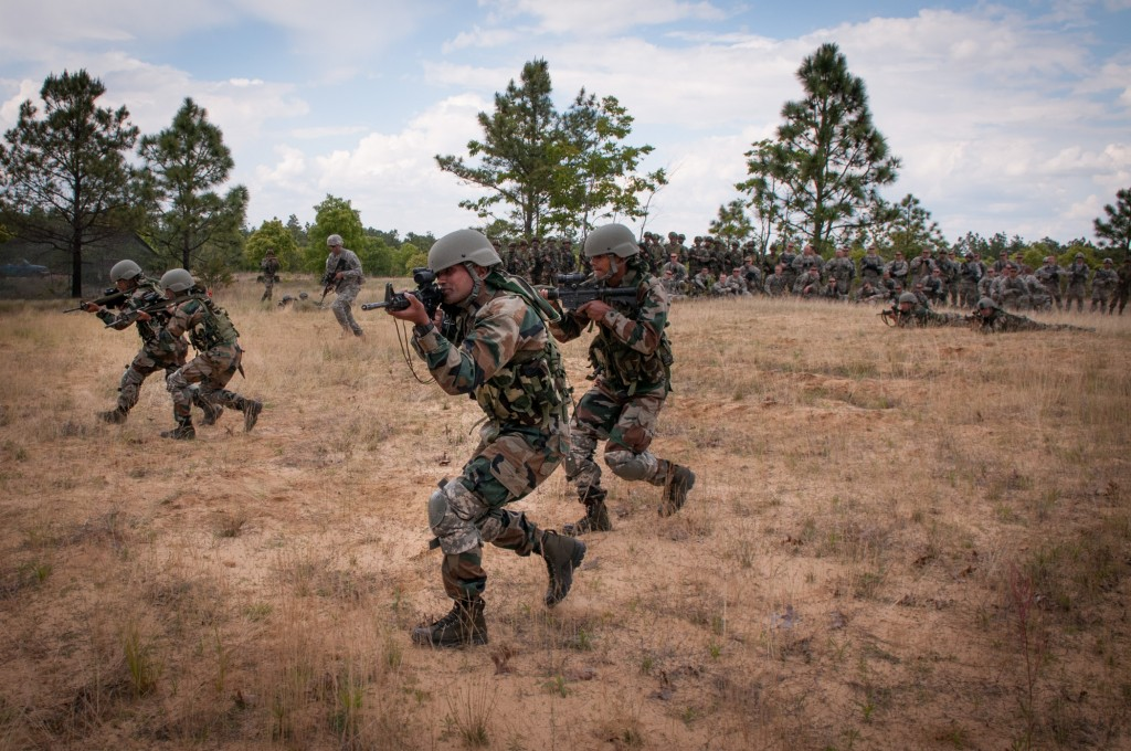 What India's 'Hot Pursuit' Strategy Is and Is Not