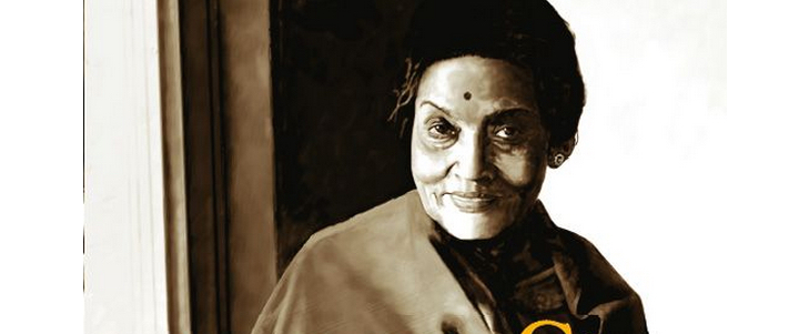The Ghare Baire of Mrs Satyajit Ray