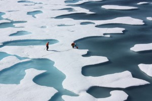 New data set includes more accurate data from the Arctic, where more warming has occurred. Credit: NASA, CC-BY-SA