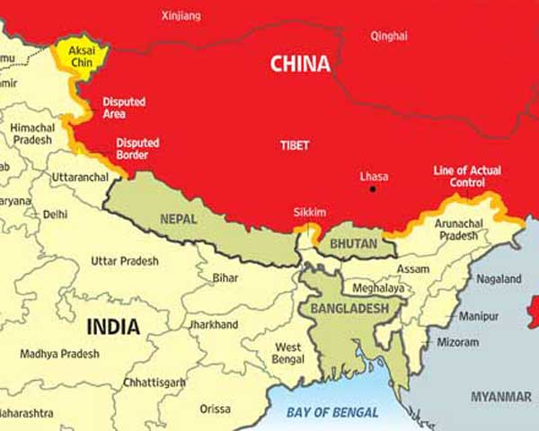 China Cool to Modi's Proposal to Clarify Positions on LAC