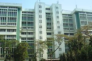 Indian Statistical Institute, Calcutta. Photo: ISI