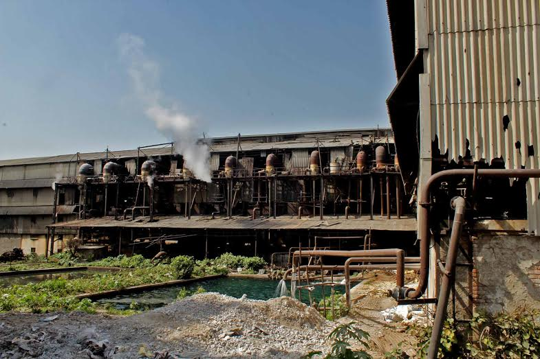 How the Once Flourishing Kanpur Textile Mills Decayed
