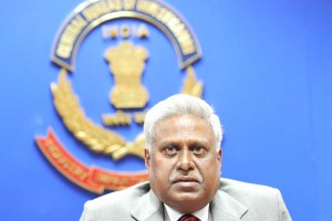 CBI Director Ranjit Sinha. Credit: YouTube Screengrab