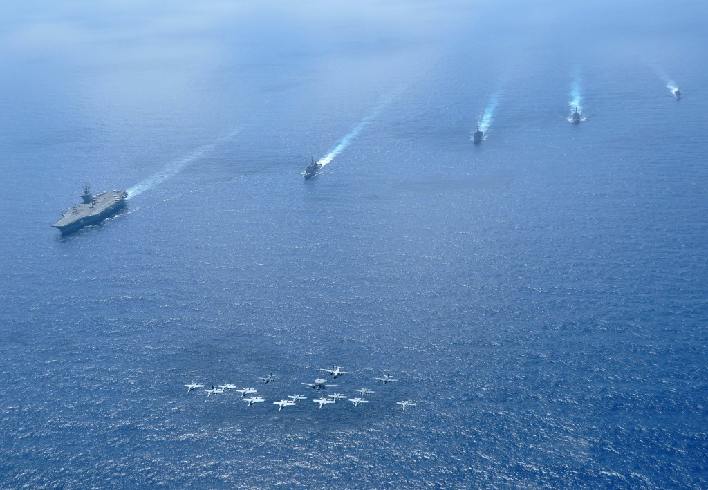 Shadow-Boxing in the South China Sea