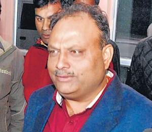 Vyapam scam accused Sudhir Sharma