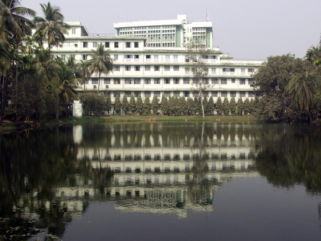 ISI Kolkata campus. Photo by Tilemahos Efthimiadis, CC 2.0