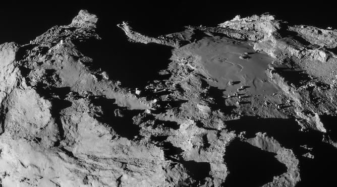 Building Blocks of Life Found Among Organic Compounds on Comet 67P: What it Means