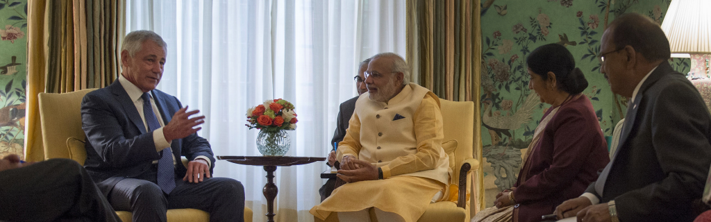 Four Big Foreign Policy Challenges that Modi Needs a Framework to Deal With