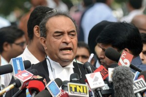 File photo of Attorney-General Mukul Rahatgi. Credit: PTI