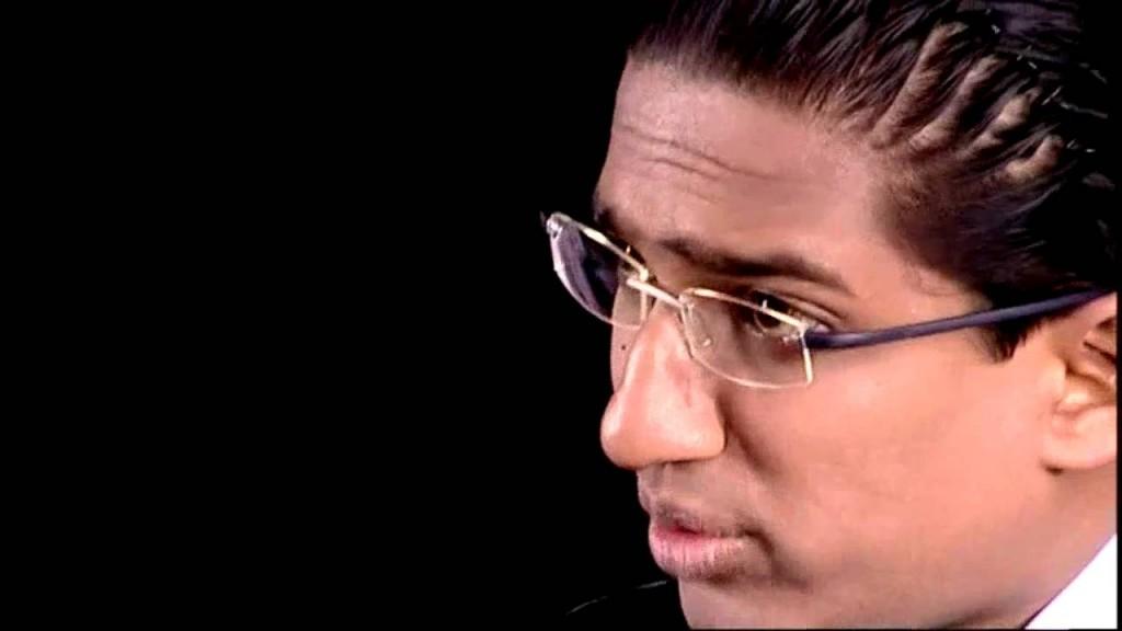 Arindam Chaudhuri. Source: YouTube Screengrab