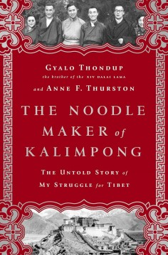 Cover of 'The Noodle Maker of Kalimpong'. Source: Amazon
