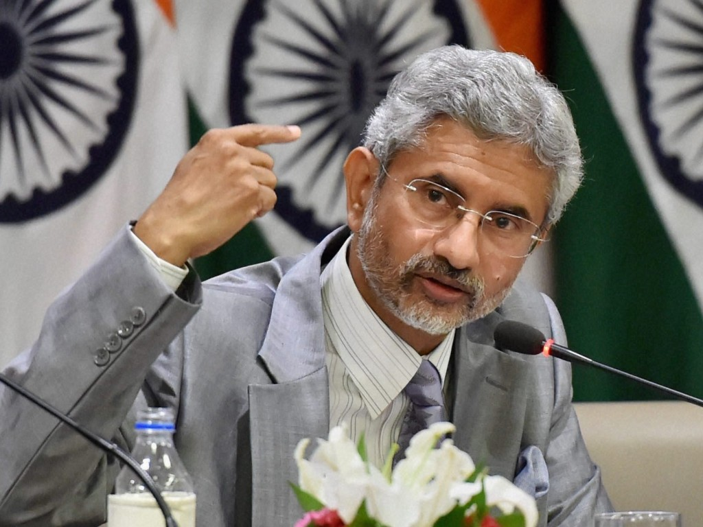 Trust With China 'Profoundly Disturbed' After Border Clash: Jaishankar