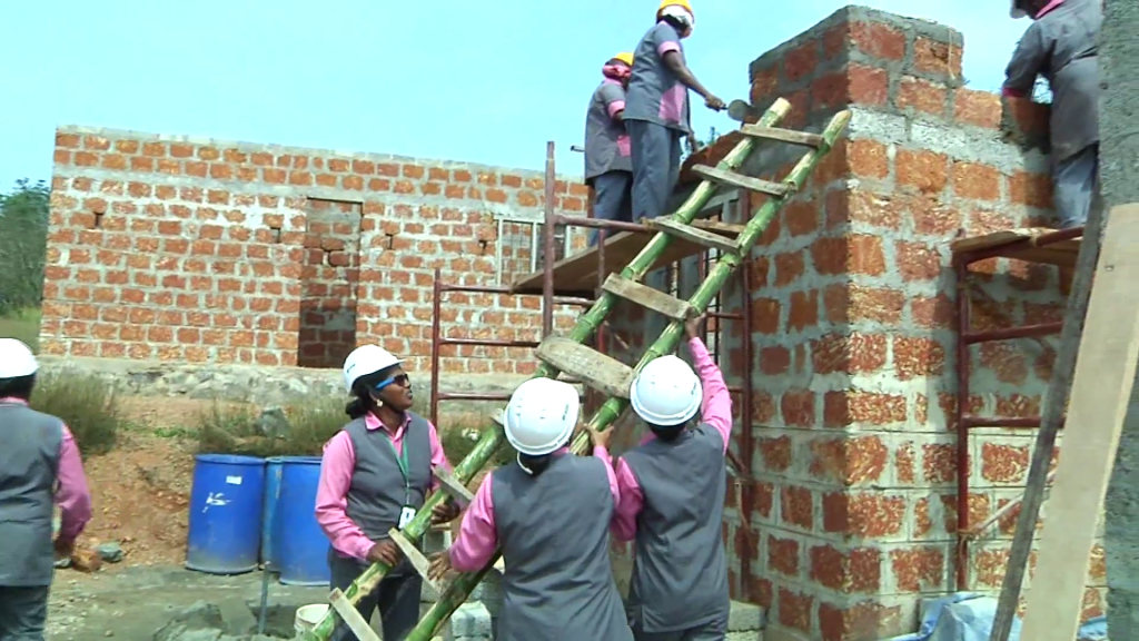 Building a New Place for Women in Construction