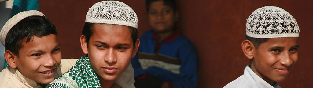 Like Everyone Else, Muslims Too Want a Proper Education