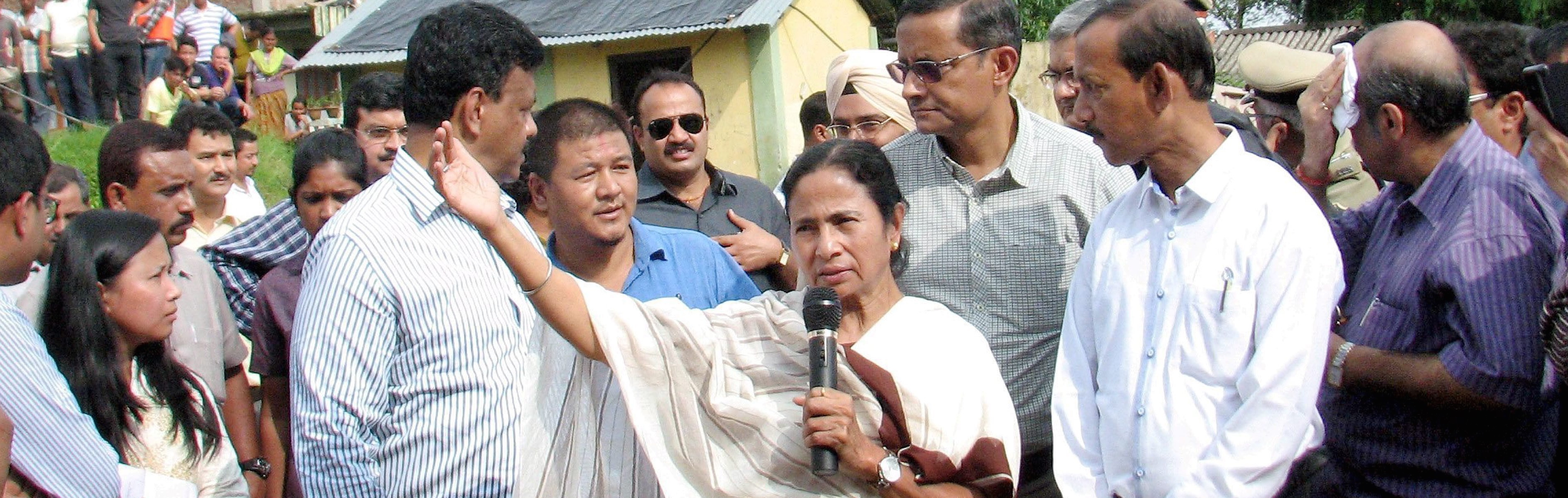 Why High Politics in Bengal Speaks the Language of the Lower Depths