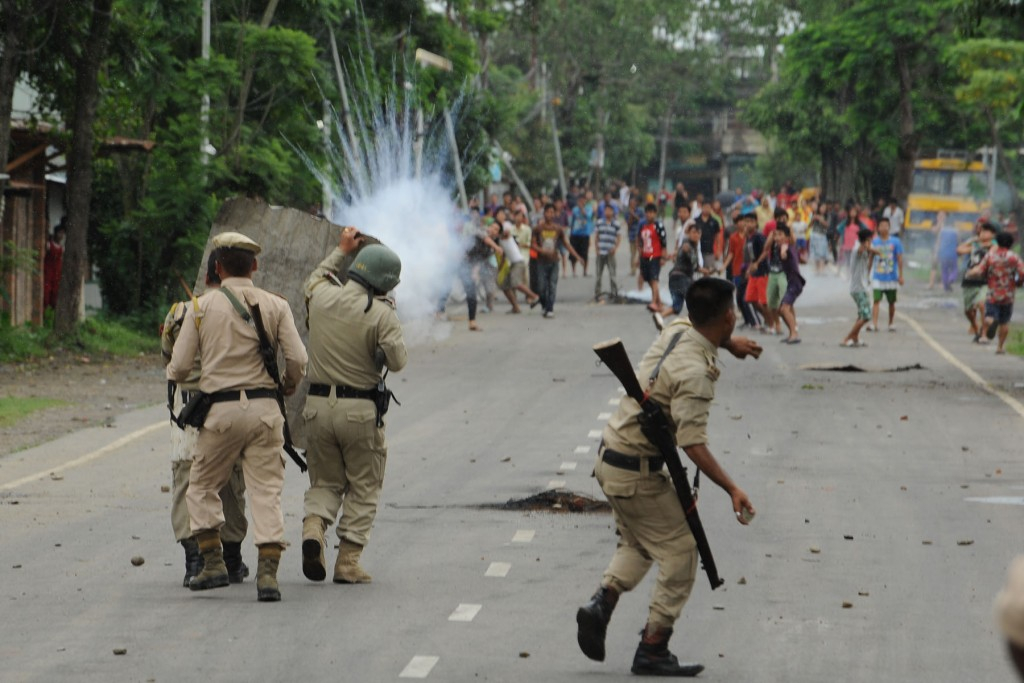 Manipur in Flames Again Over Demand for 'Inner Line Permit' Protection
