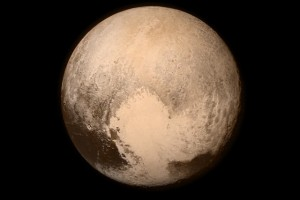 What does it mean to feel Pluto-ness? Credit: NASA