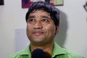 Sanjiv Chaturvedi. Credit: PTI