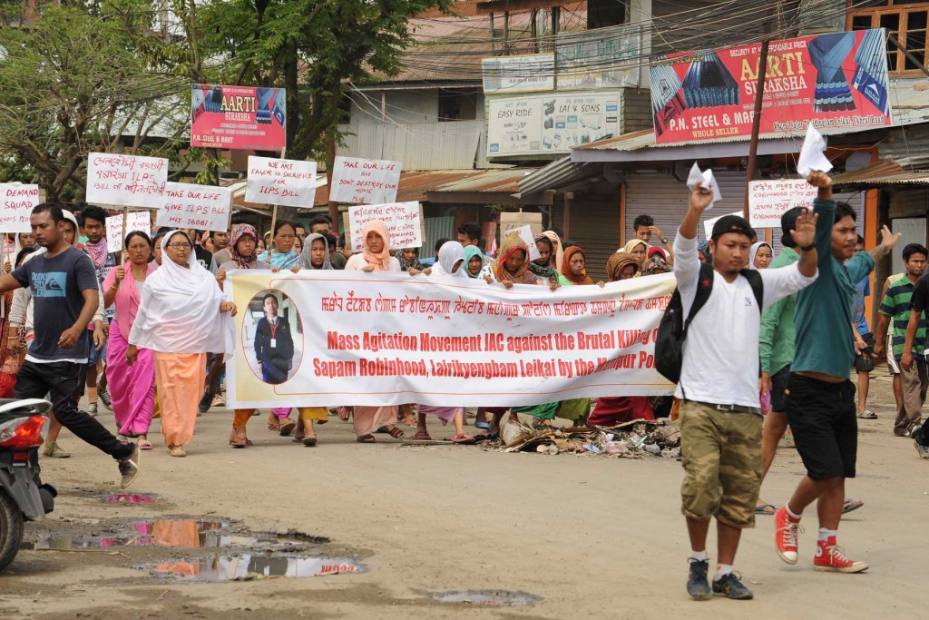 Manipur Violence Subsides, But it's Not Quite Yet Over