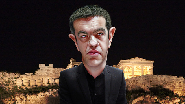 Only the Greeks Can Put a Stop to the Looting of Greece