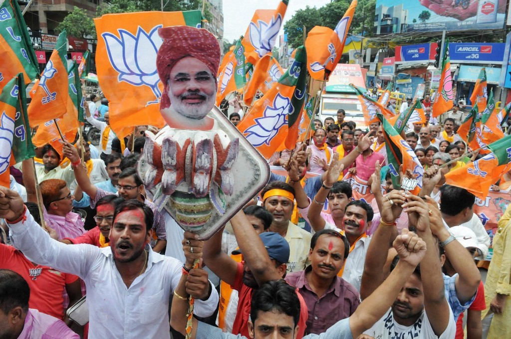 Bihar Polls: In 2015, BJP Collected, Spent More on Publicity and Ads Than All Other Parties