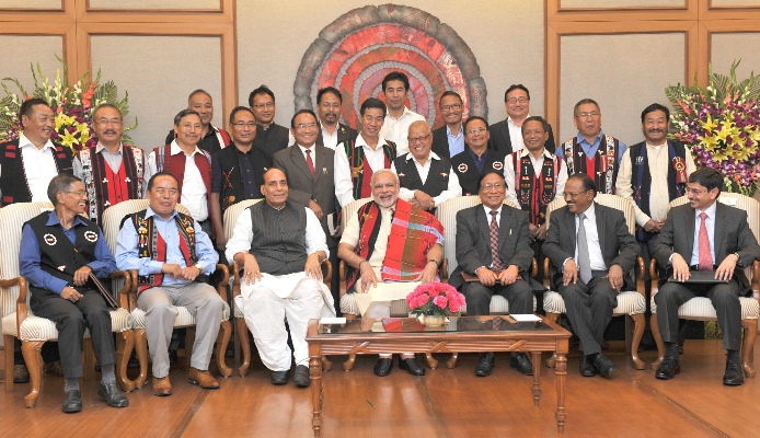 Naga Peace Accord Remains Hazy and Full of Pitfalls