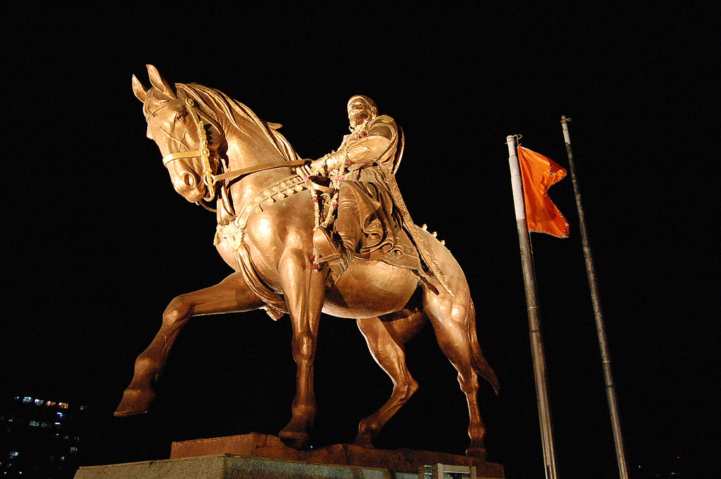 Shivaji is an Icon Claimed By Many