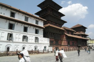 The palace in Kathmandu. Credit: blackwing_de/Flickr, CC BY 2.0.