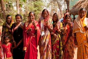 Women winners in panchayat elections in Bihar and other states. (Photo: UN Women/Gaganjit Singh)