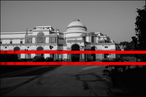 Hyderabad House, the site of all important diplomatic talks in New Delhi. Credit:  Image modified from original photograph by Adaptor - Plug/Flickr/CC BY-NC 2.0