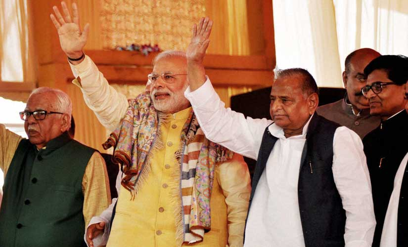Deal or No Deal, Mulayam's Decision to Go It Alone in Bihar is Good News for BJP